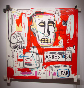 Test Case Challenge Over Fake Jean Michel Basquiat To Limit Auction Houses Liability