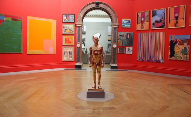royal academy summer exhibition makes waves review