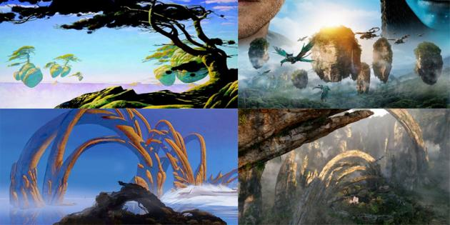 artist roger dean sues avatar director james cameron over