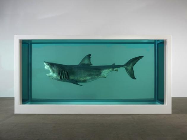 Damien Hirst To Mount First Retrospective Exhibition In