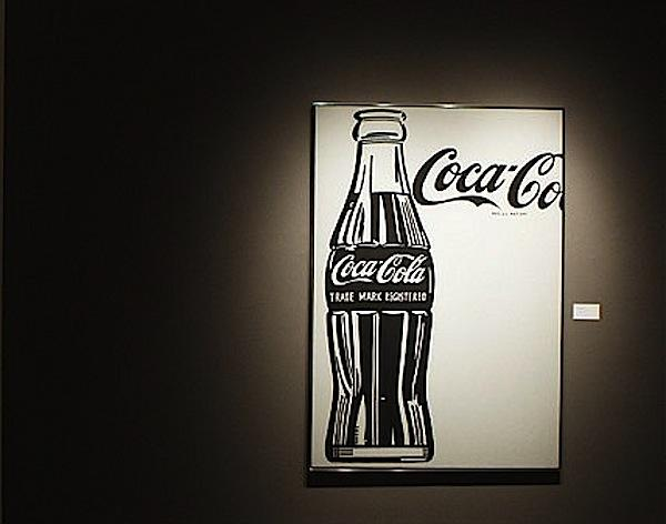 andy warhol coca cola bottle  yours for  u00a350m at christie u0026 39 s