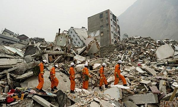 essay about sichuan earthquake Li yingxia was resting quietly at home in the afternoon of may 12, 2008, when the  ground began to heave and people shouted run.