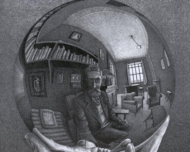 M.C. Escher Retrospective For National Galleries Of