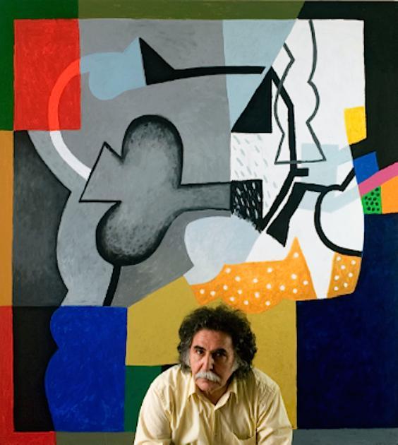 Iraqi Artist Dia Al-Azzawi To Launch Retrospective In Doha