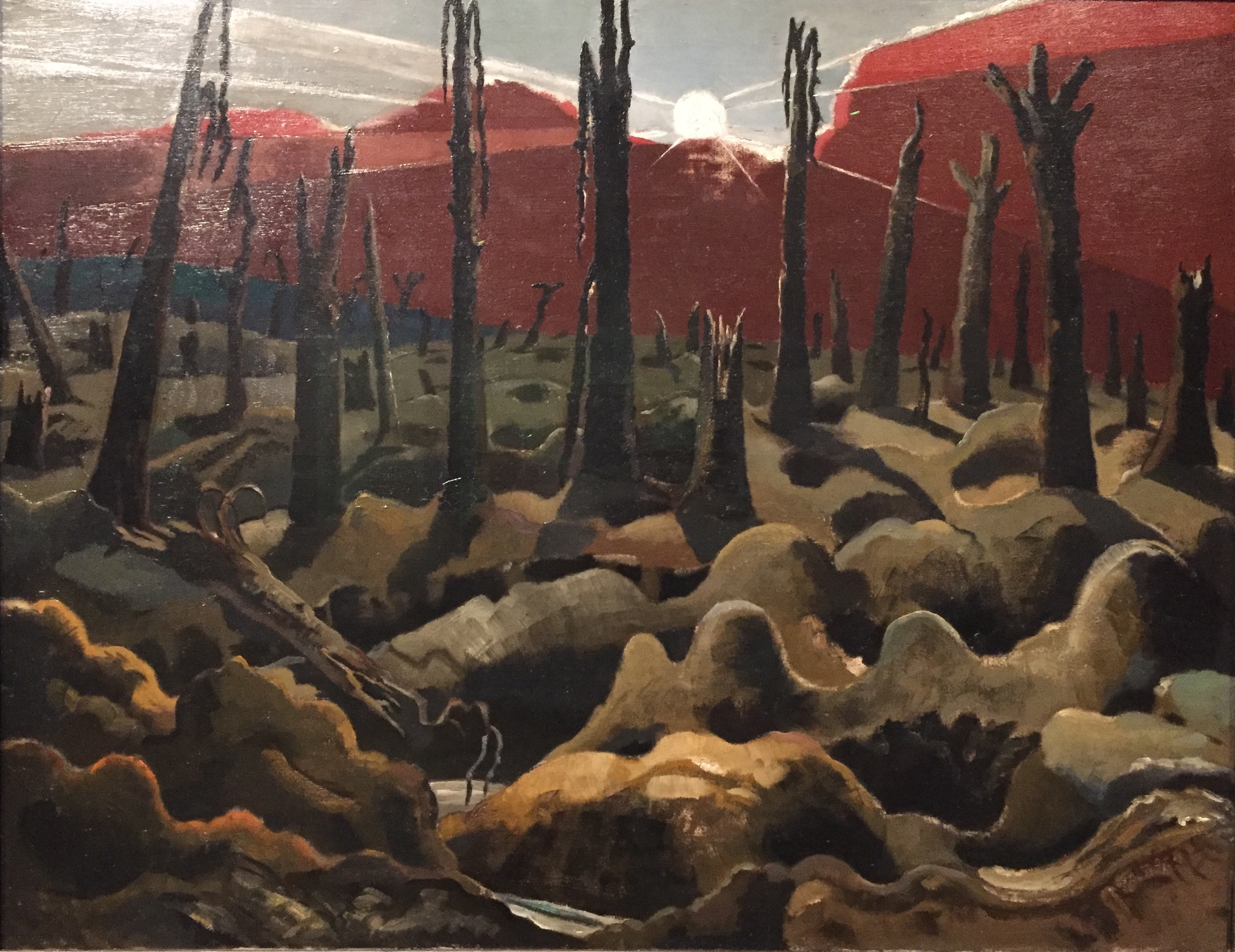 Paul Nash,Tate Britain