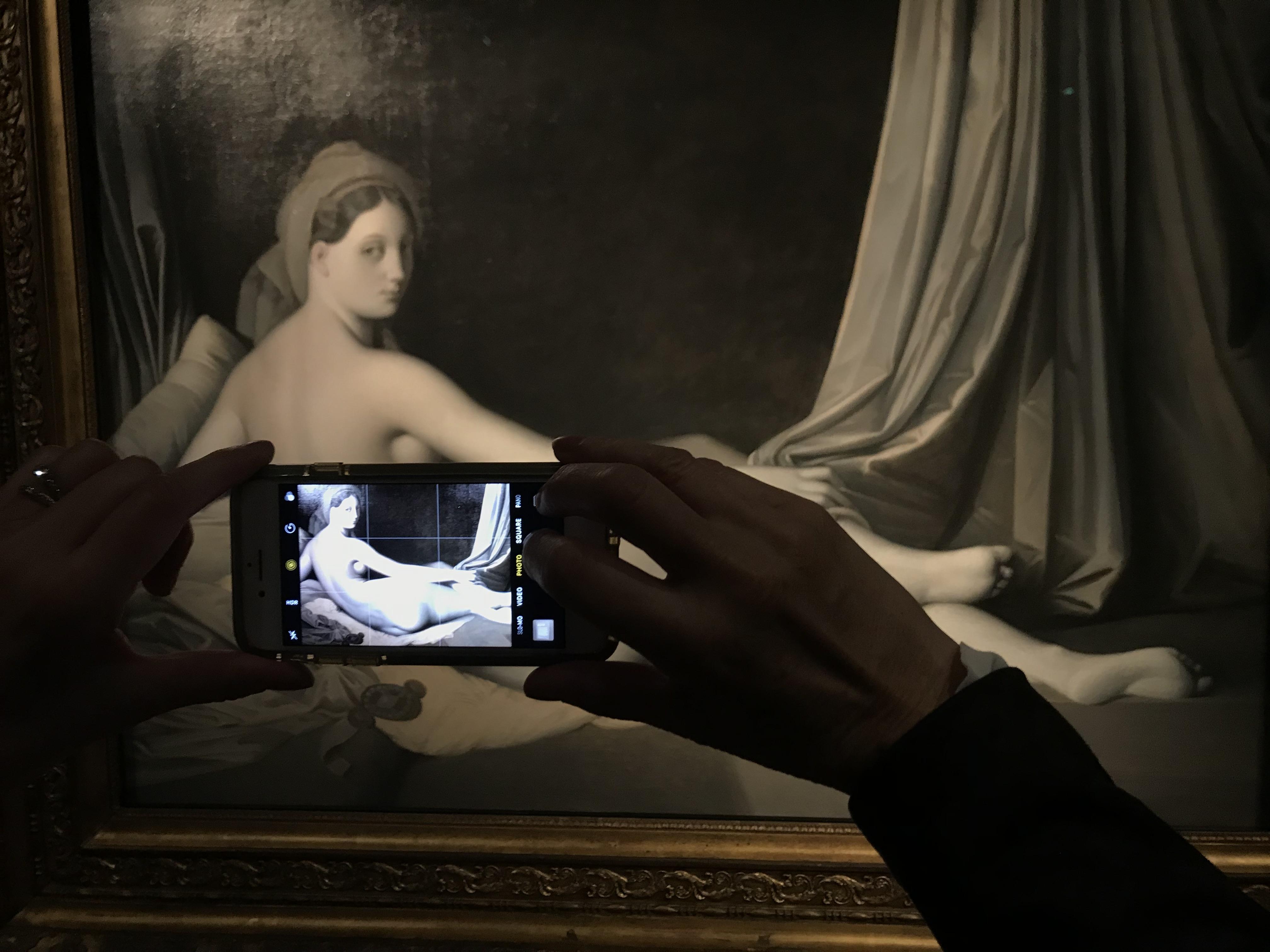Jean-Auguste-Dominique Ingres © artlyst