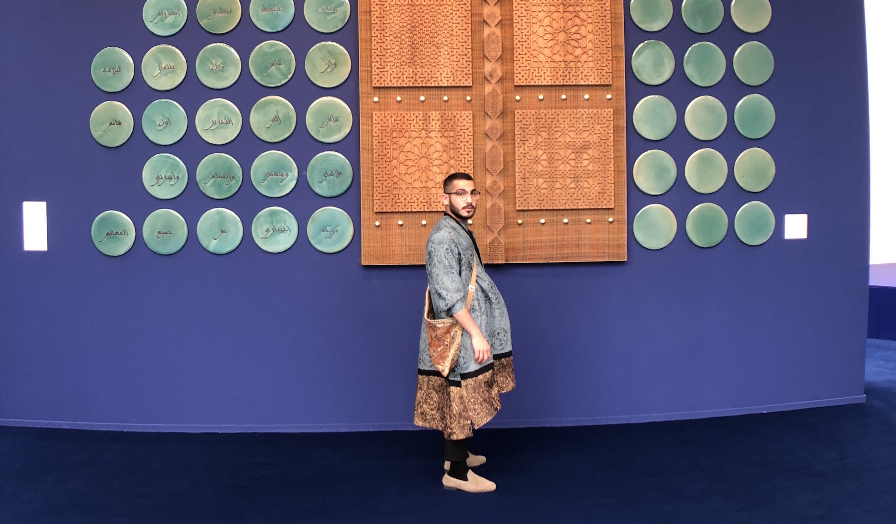 Bahrain Pavilion Shines At The 2019 La Biennale Paris