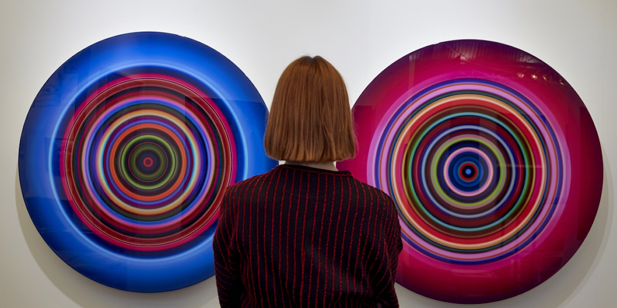 London Art Fair: Win A Pair Of Preview Evening Tickets – Artlyst Competition