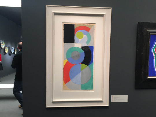 Sonia Delaunay,Frieze Masters 2016