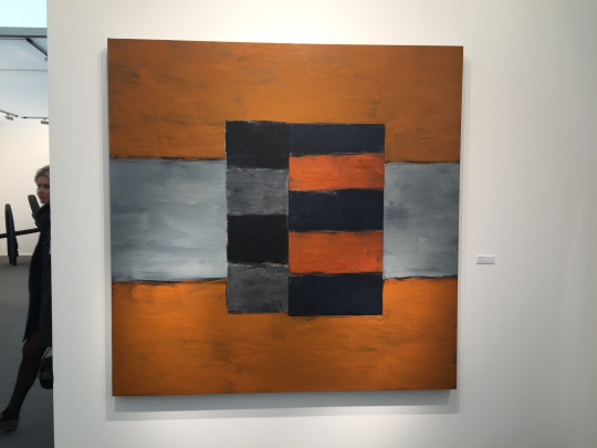 Sean Scully,Frieze Masters 2016