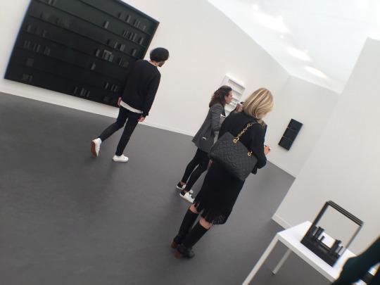 Edmund De Waal,Gagosian Gallery,Frieze London 2016