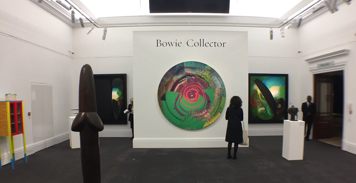 Bowie/Collector,Sotheby's