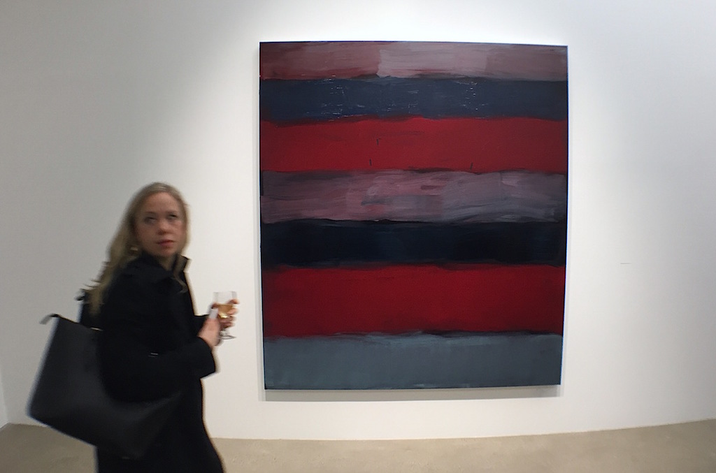Sean Scully,Horizon,Timothy Taylor Gallery