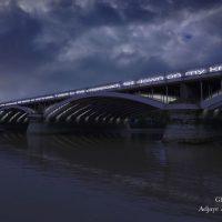 Lighting London's Bridges