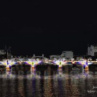Lighting London's Bridges Project