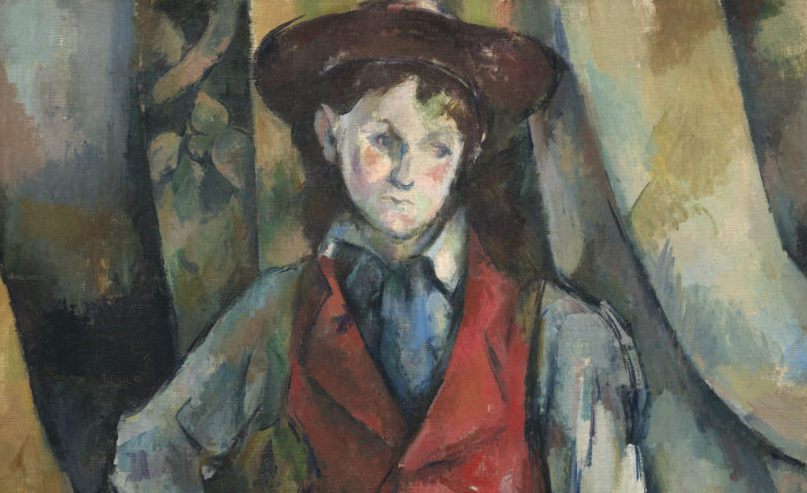 Cezanne Portraits,National Portrait Gallery