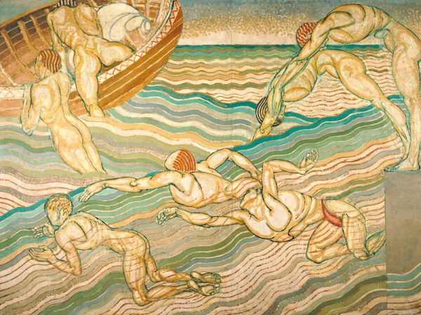Duncan Grant 'Bathing' 1911 Tate Britain