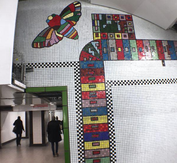 Sir Eduardo Paolozzi Mosaic
