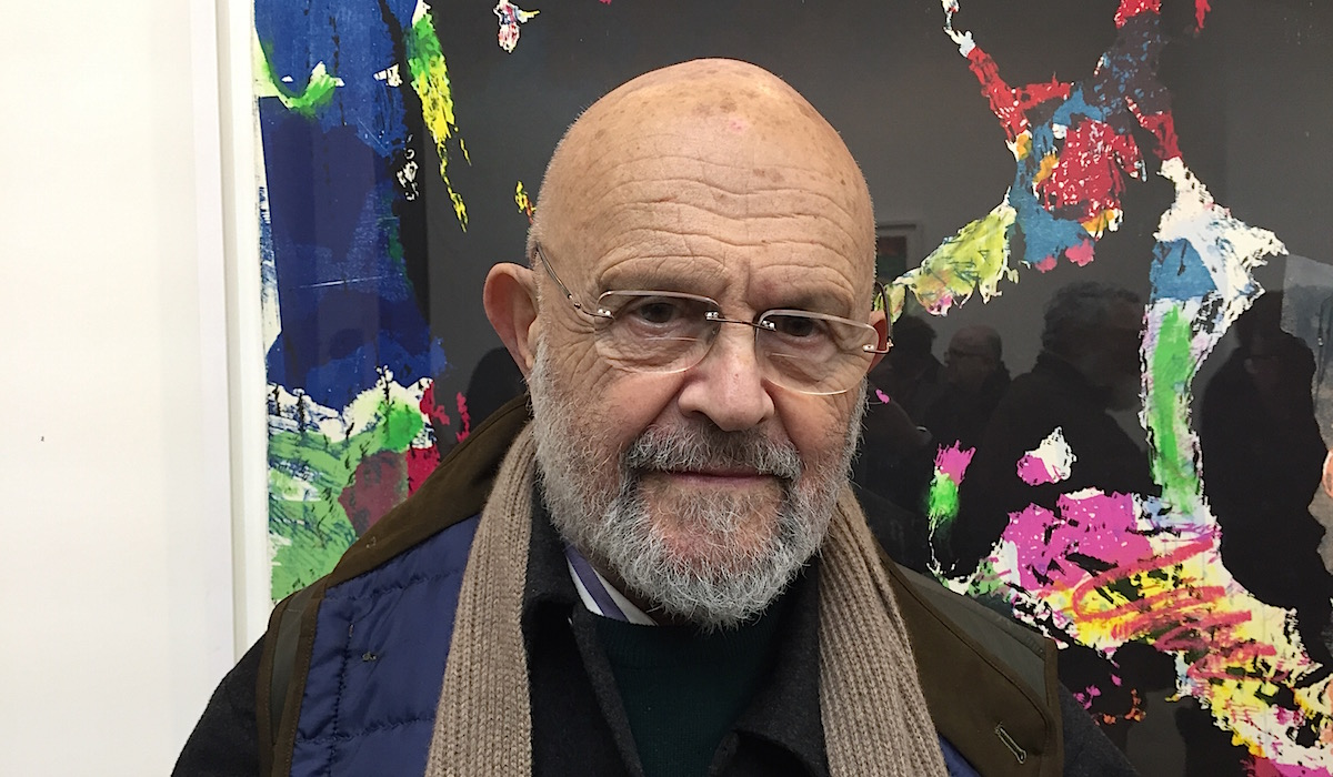 Jim Dine Heart Surgery And Singing Poets A Beautiful