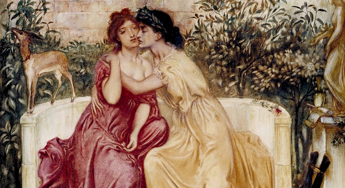 the life and influence of sappho in the greek culture In the original greek of both the iliad and the hesiod, he had become the prime culture hero of greek civilization in the classical of sappho, it is achilles.