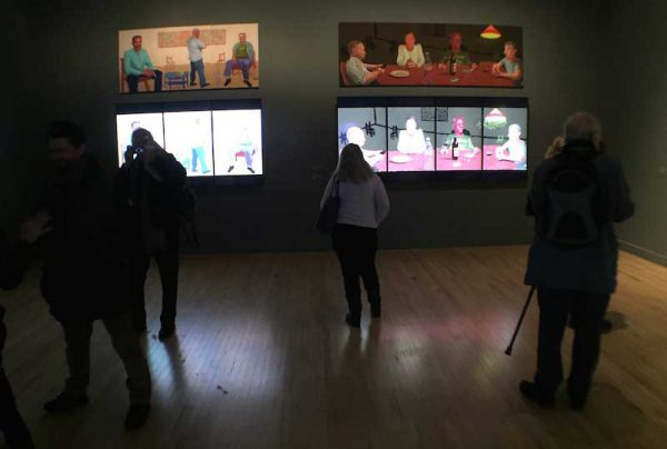 David Hockney Screens