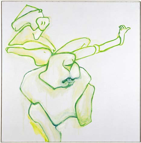 Maria Lassnig Hauser & Wirth London