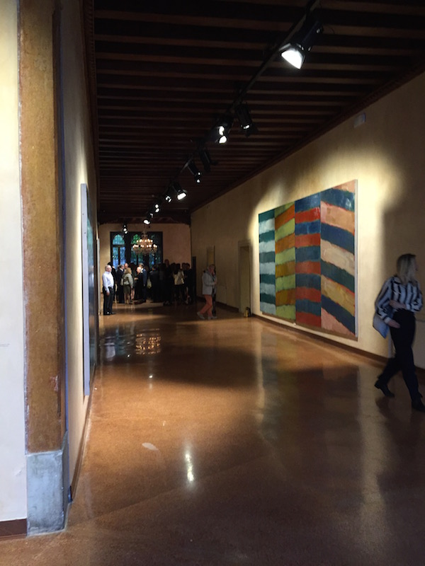 Sean Scully Venice Biennale 2015