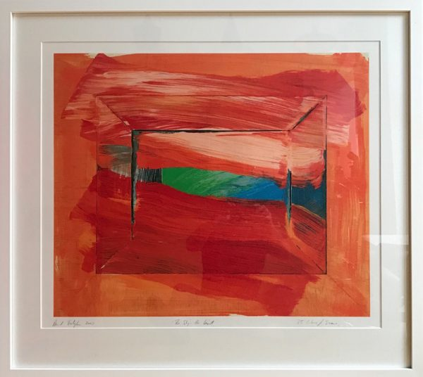 Howard Hodgkin The Sky is The Limit