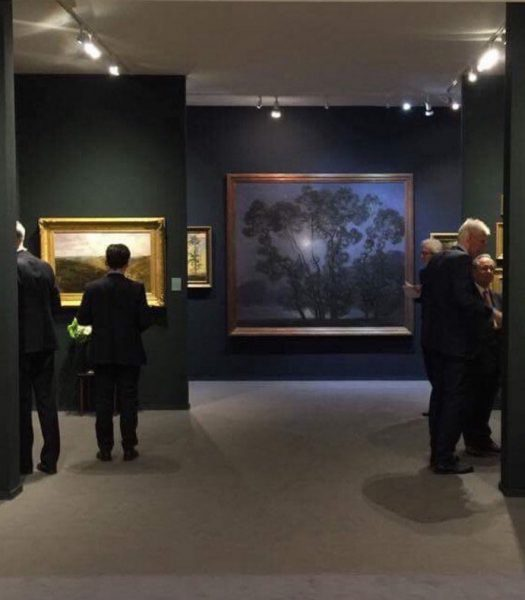 Art Fairs like TEFAF Maastricht are market leaders
