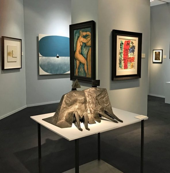 TEFAF 2017 London Dealers Connaught Brown