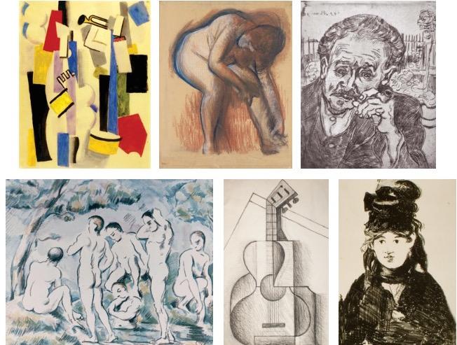 Degas to Picasso Ashmolean