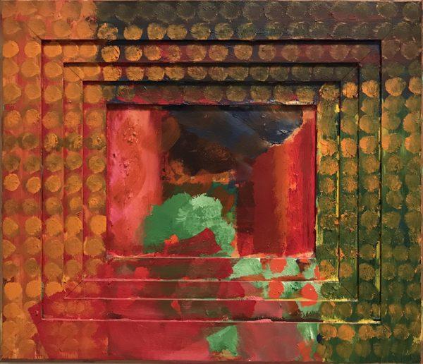 Howard Hodgkin Portrait of the Artist 1984