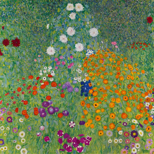 Gustav Klimt's Luminous Bauerngarten - Third Highest Price for Any Work Sold At Auction in Europe -