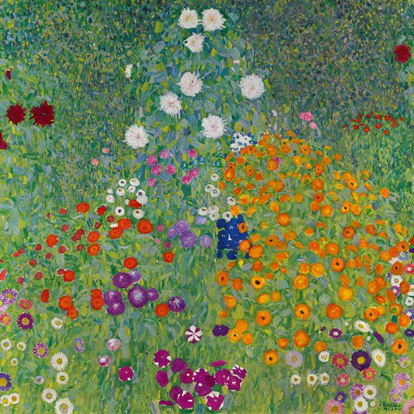 Gustav Klimt's Luminous Bauerngarten - Third Highest Price for Any Work Sold At Auction in Europe -