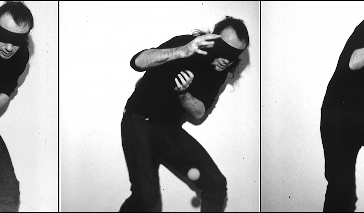 Vito Acconci Performance Artist Dies