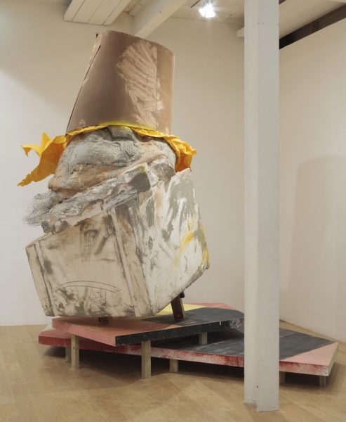 Phyllida Barlow untitled: dunce, 2015