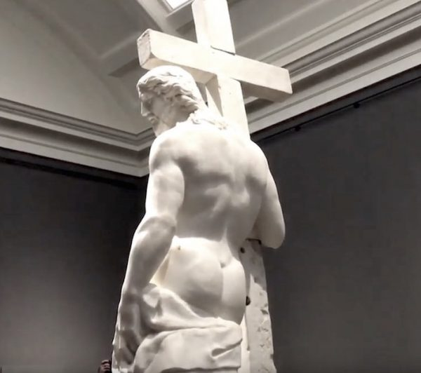 Michelangelo/Sebastiano National Gallery London