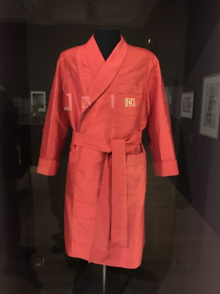Noel Coward's dressing-gown