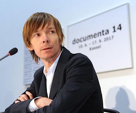 Artistic Director Adam Szymczyk