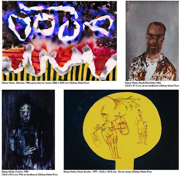 Sidney Nolan Centenary Exhibition