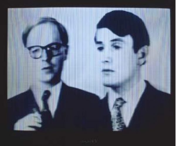 Gilbert and George,