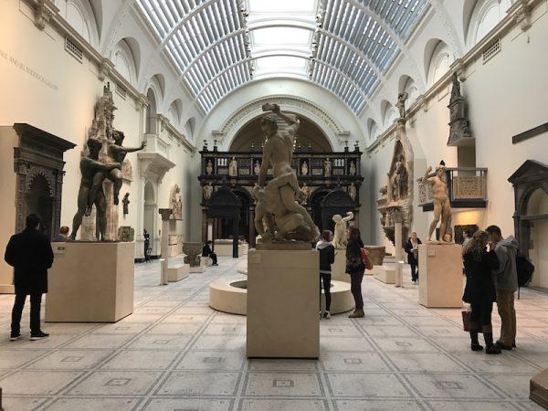 V&A Sculpture Hall