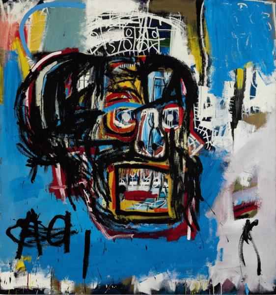 Basquiat Untitled 1982