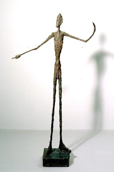 Alberto Giacometti Photo Courtesy Tate Modern