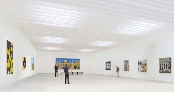 Tate St Ives Big Bright New Gallery Spaces