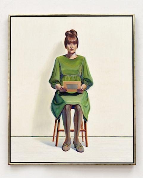 Green Dress 1966/2017