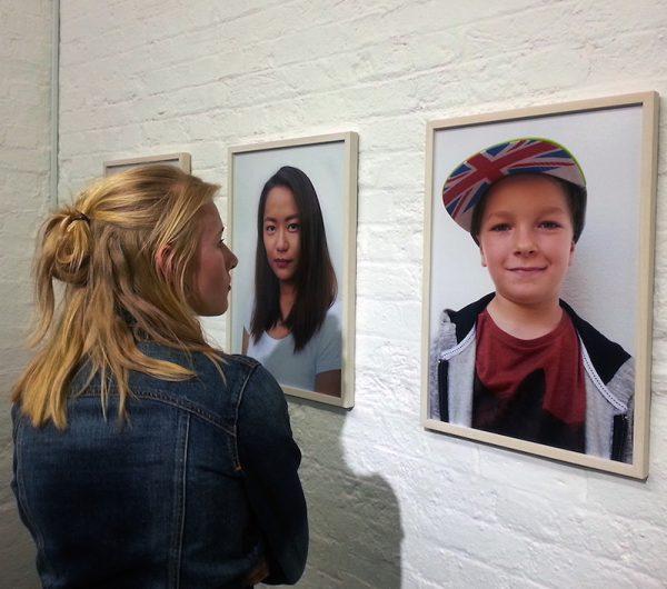 Kazem Hakimi, Portraits from a Chip Shop
