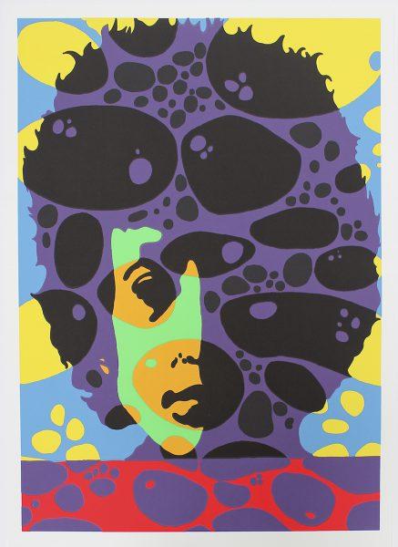Bob Dylan By Larry Smart
