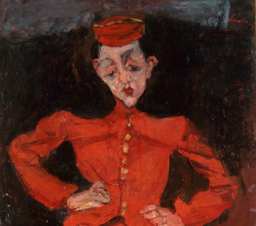 Soutine The Courtauld Gallery