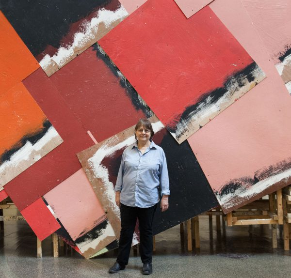 Phyllida Barlow to Represent Britain in Venice